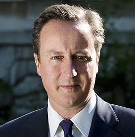 Cropped David Cameron